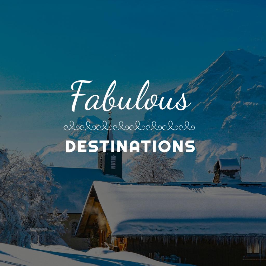 Travel Template for Social Media Post